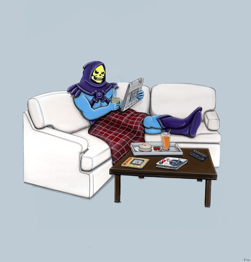 Skeletor_sunday morn